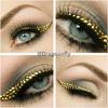 Studded eyeliner