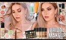 BRIDAL makeup tutorial! 💍 wedding glam using HOLY GRAIL makeup!