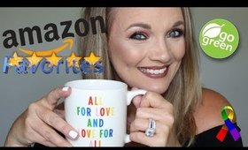 Amazon Favorites | Go Green!
