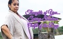 Thoughts of You... Spring Plus Sized Fashion OOTD (Outfit of the Day)