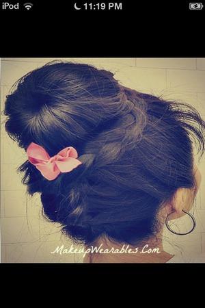 I love my hair!! Please like!? :)