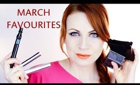 March Beauty Favorites