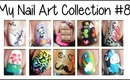 Nail Art Designs Collection #8 by Madjennsy