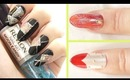 2 Easy Nail Arts Tutorial & REVLON Moon Candy Review