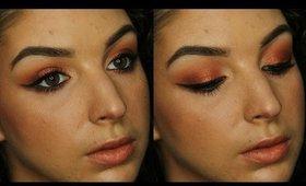 Pumpkin Spice Makeup Tutorial ♥