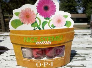 OPI Nice Stems minis