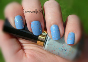 Orly Snowcone and Revlon Whimsical