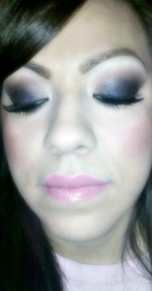 Lovey alternative to Black. Contrast by MAC