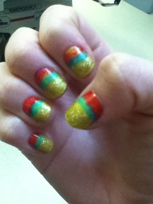 I did these :)
