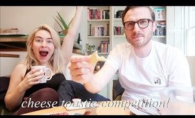 CHEESE TOASTIE COMPETITION | Round #3