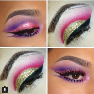 Follow me on instagram @lovelylilmakupaddict This is the collab I did with diggie gee! @diggie_gee