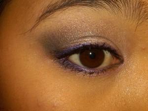 purple smokey up close!
