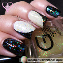 Opal-inspired Manicure
