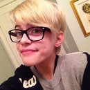 White hair don't care! 😍👌