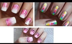 Easy Nail Art For Beginners!!! #6