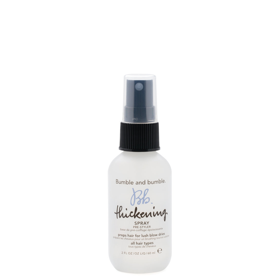 Bumble and bumble. Thickening Spray 2 oz alternative view 1 - product swatch.
