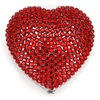 Sigma Makeup Heart Shaped Mirror - Some Like it Hot!