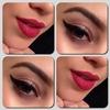 Lips/eyes
