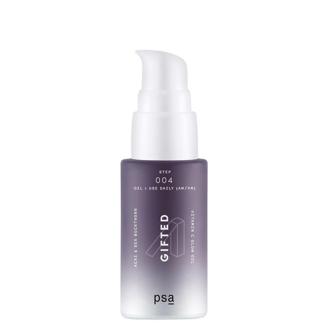 PSA Skin Gifted Acai & Sea Buckthorn Vitamin C Glow Oil alternative view 1 - product swatch.