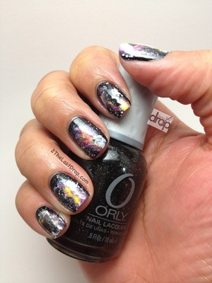 Galaxy Outer Space Nails