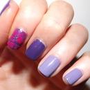 Pink & Purple Clash