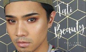 TATI Beauty FULL FACE Tutorial | Blendiful
