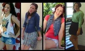 Back-To-School Outfits 2013 | College Edition