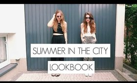 SUMMER IN THE CITY LOOKBOOK | 2015