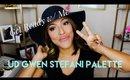 Get Ready w/ Me ft. UD Gwen Stefani Palette and Mini Vlog