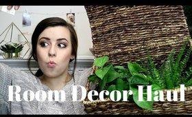 Room Decor Haul