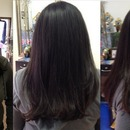 Brazilian Blowout on Super Curly Hair