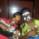 Face paints for your kids and teens party