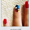 Mondrian's Style