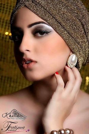 Make up by Fatima fouad -BH