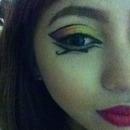 Katy Perry's Dark Horse Inspired Makeup