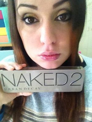 naked palette 2 make up
