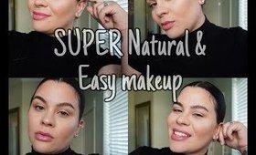 SUPER Natural & Easy everyday makeup