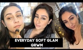 My In depth Soft Glam everyday full face makeup routine chit chat GRWM