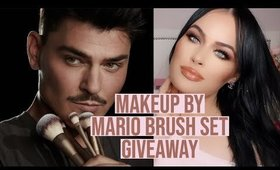 Makeup by Mario Brushes & More🎉 Huge Makeup Giveaway 🎉