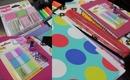 School Tips: Organizing Binder, Notes, & Planner