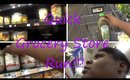 VEDA | Quick Grocery Store Run!!! | 04/18/2015