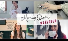 WEEKEND MORNING ROUTINE - for a happy, productive day
