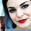 Makeup Inspired by Anee Hathaway on red carpet