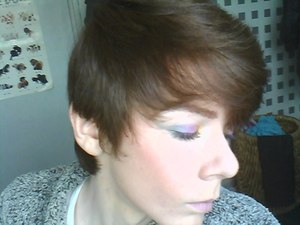 One of my first ever looks!