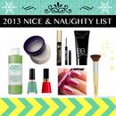 2013 Nice & Naughty List