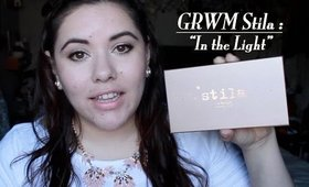 "Stila ""In The Lights"" Get Ready With Me!"