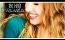 "Easy, No Heat ""Twisted"" Waves & Hair Tutorial 3 Ways!"