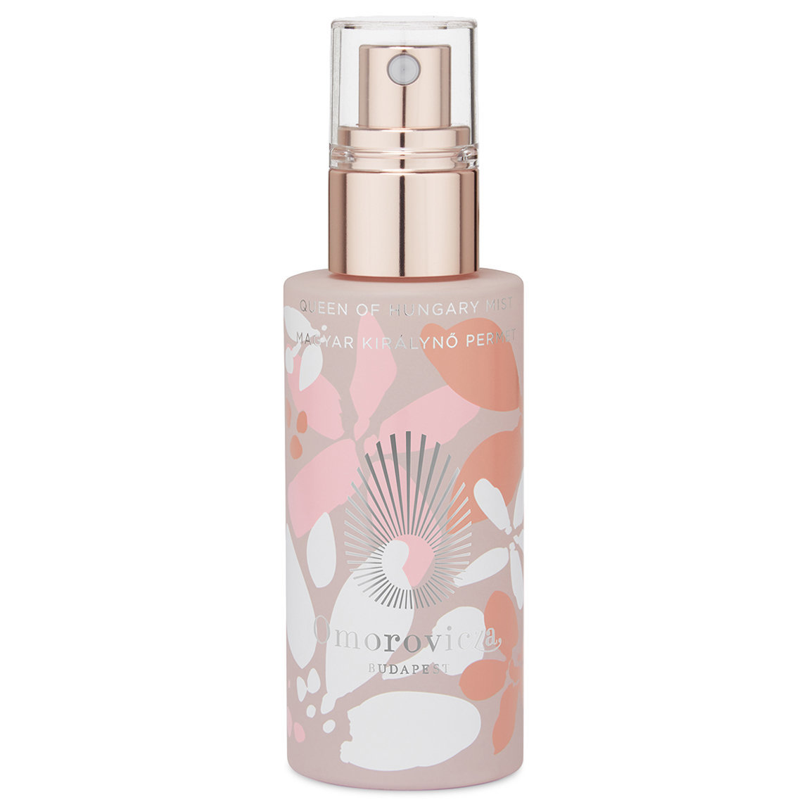 Omorovicza Queen of Hungary Mist 50 ml Limited Edition product swatch.