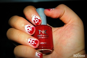 Halloween Bloody Nails (Originally by AndreasChoice on YouTube)