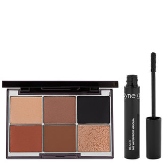 Imperial Topaz Luxury Eye Palette + Waterproof Mascara
